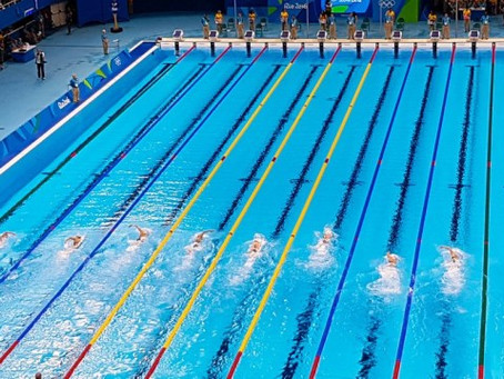 Olimpíadas Rio 2016 – Natação