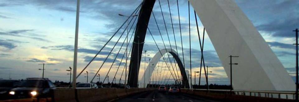 Ponte Brasília DF JK