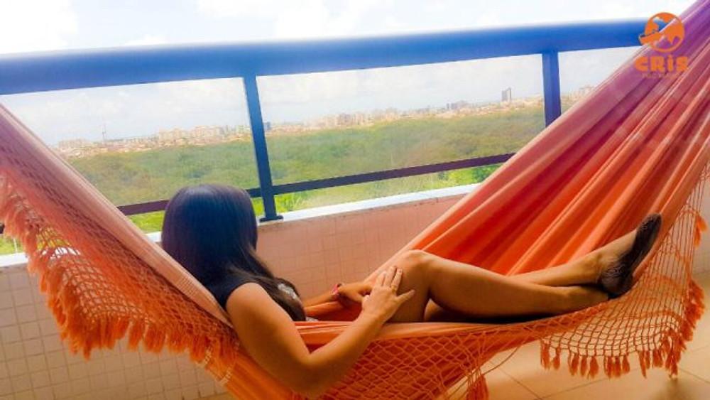 Del Canto Hotel , Aracaju Crisstilben Cris pelo Mundo