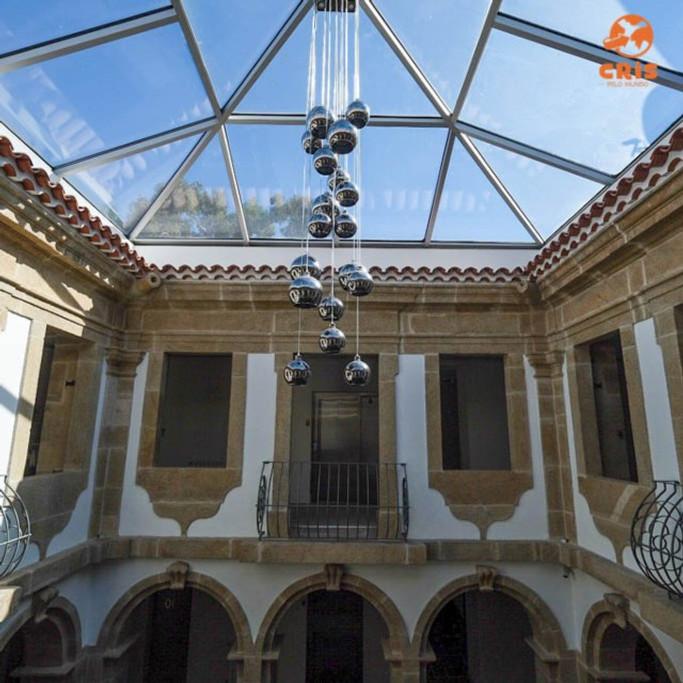 CONVENTO DO SEIXOS FUNDAO HOTEL DE LUXO