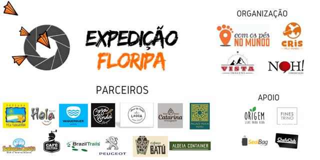 assinatura expedição floripa #expedicaofloripa