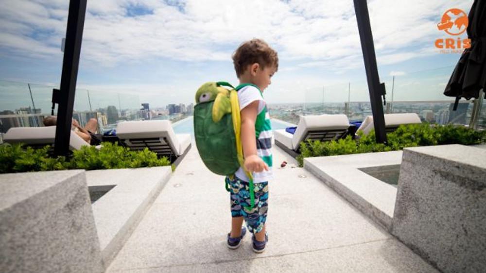 onde se hospedar com criança em Bangkok 137 pillars suites e residences crisstilben crispelomundo (23)