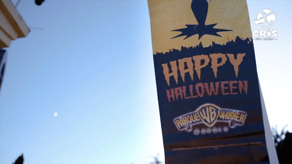 Halloween Parque Warner