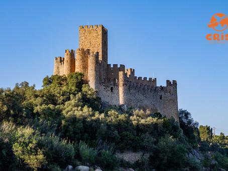 Castelo do Almourol  – Vila Nova da Barquinha