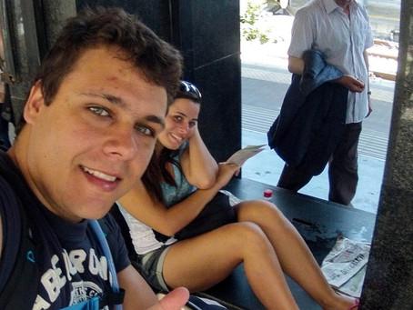 Roma e a ida para o Cruzeiro ( parte 2)