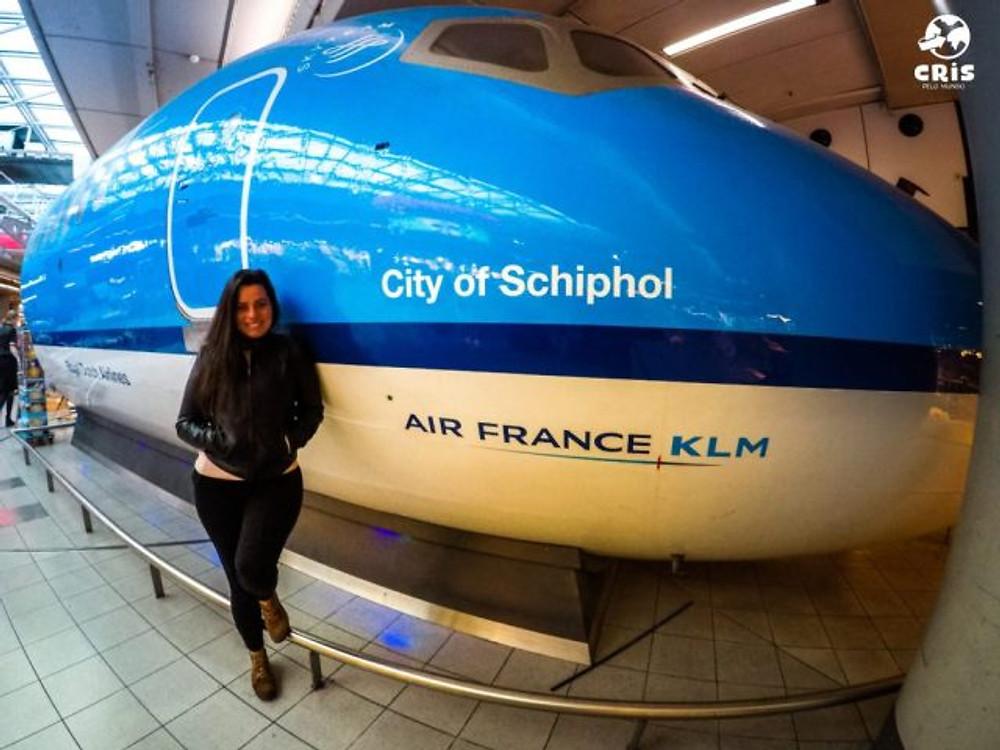 Voar KLM na Europa 2