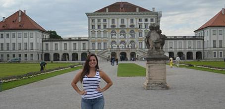 O palácio Nymphernburg, Munique. Segunda parada!