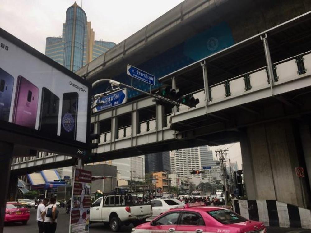 compras em bangkok