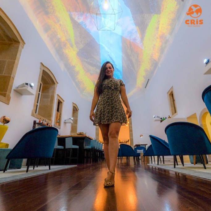 CONVENTO DO SEIXOS FUNDAO HOTEL DE LUXO TETO