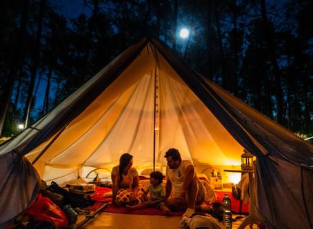 Onde acampar no Gerês – Lima Escape