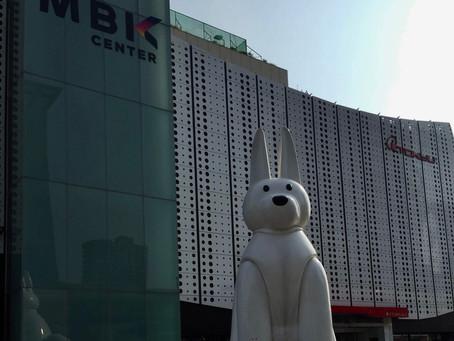 Bangkok. O paraíso das compras!