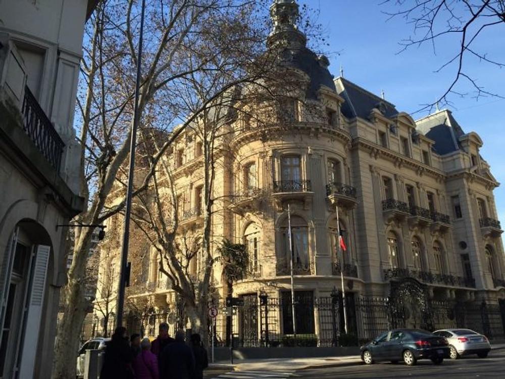 Buenos Aires arquitetura recoleta
