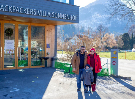Onde dormir em Interlaken –  hospedagem barata na Suíça