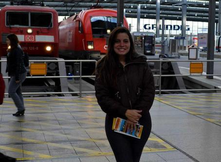 Munique – Férias 2012. Segundo dia, será que fiquei!? rs