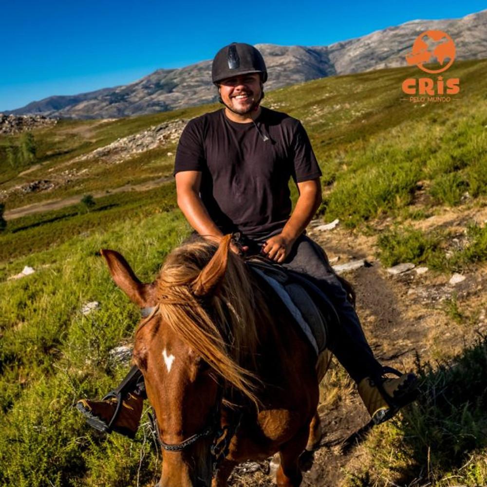 Passeio a cavalo no Gerês