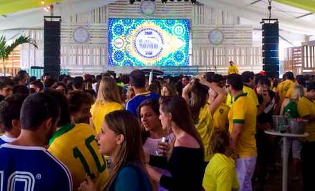 Onde assistir ao Jogo no Rio de Janeiro