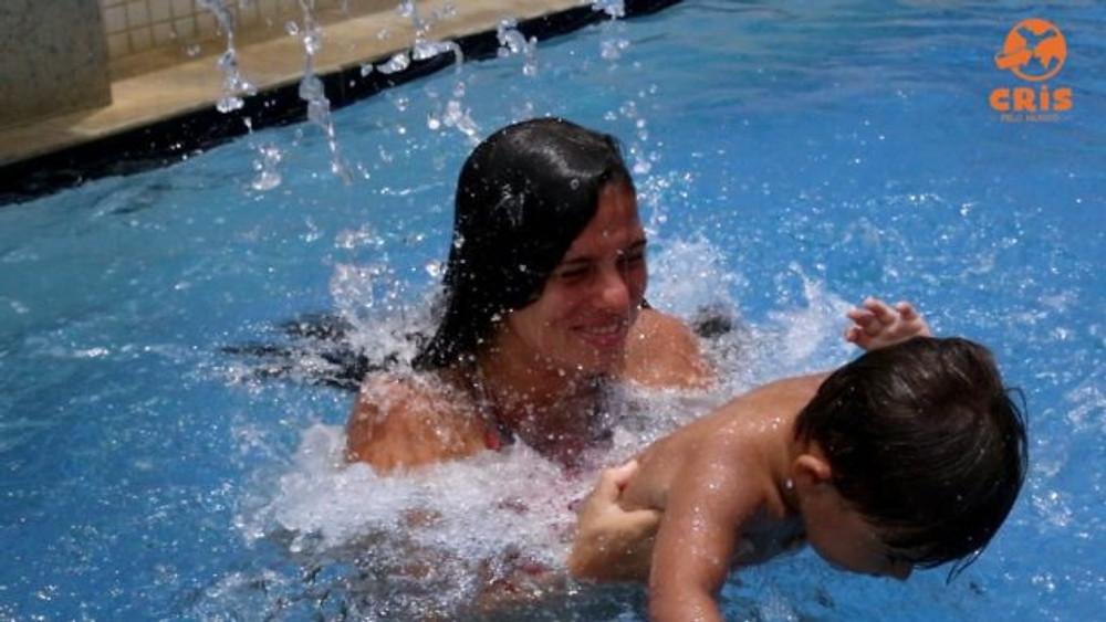Hospedagem com criança em Aracaju onde se hospedar com criança em Aracaju Crisstilben Cris pelo Mundo