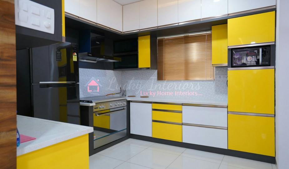 Parllel Kitchen Interiors