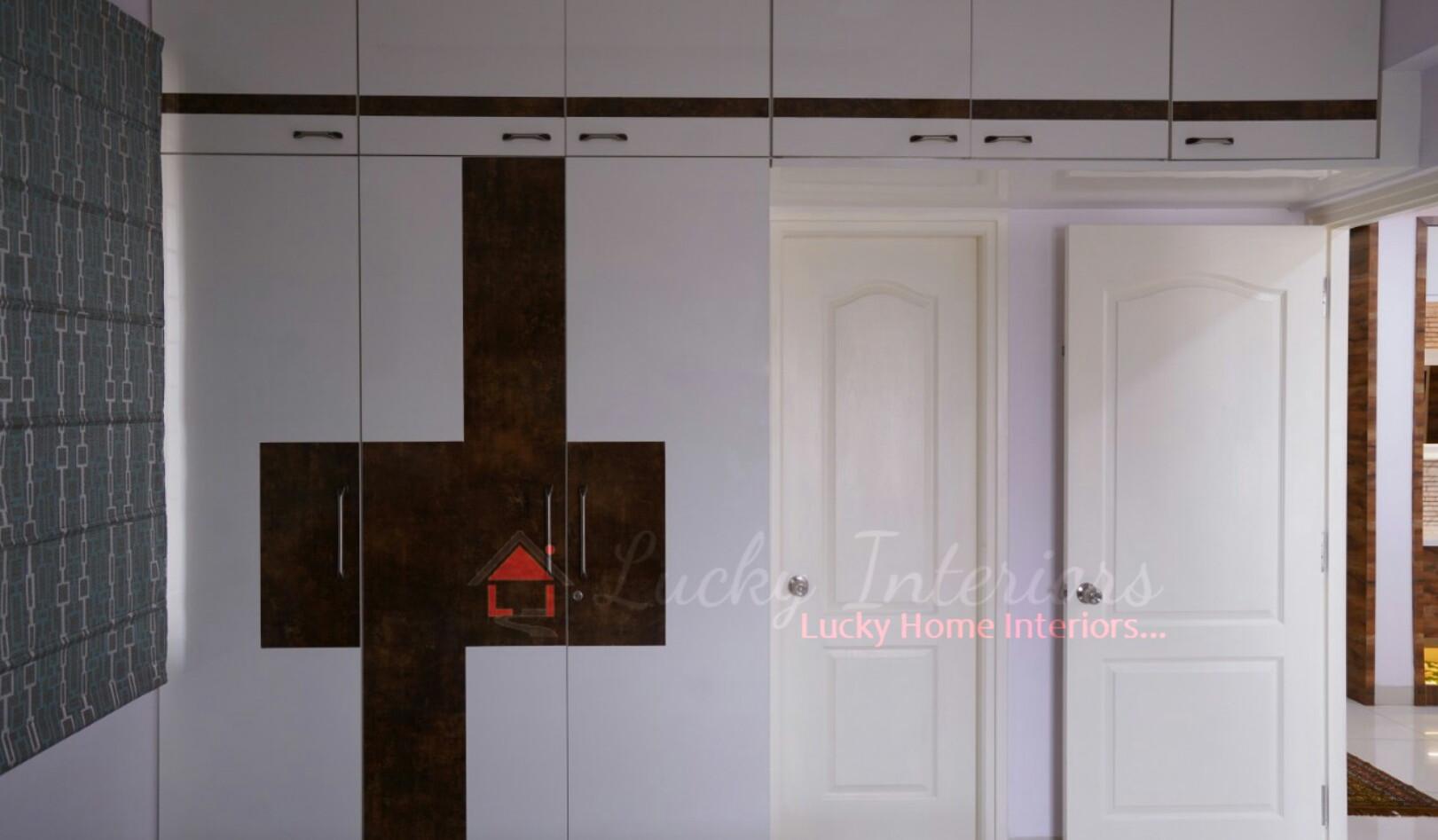 Wardrobe Design for Bedroom Interiors