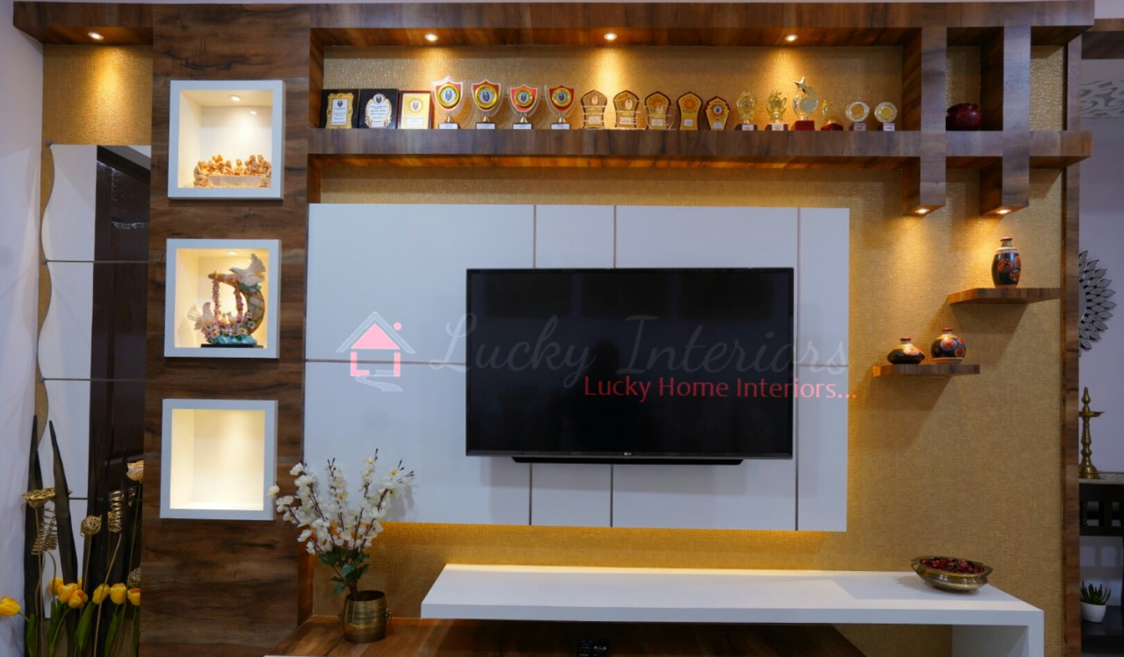 Tv unit for living room