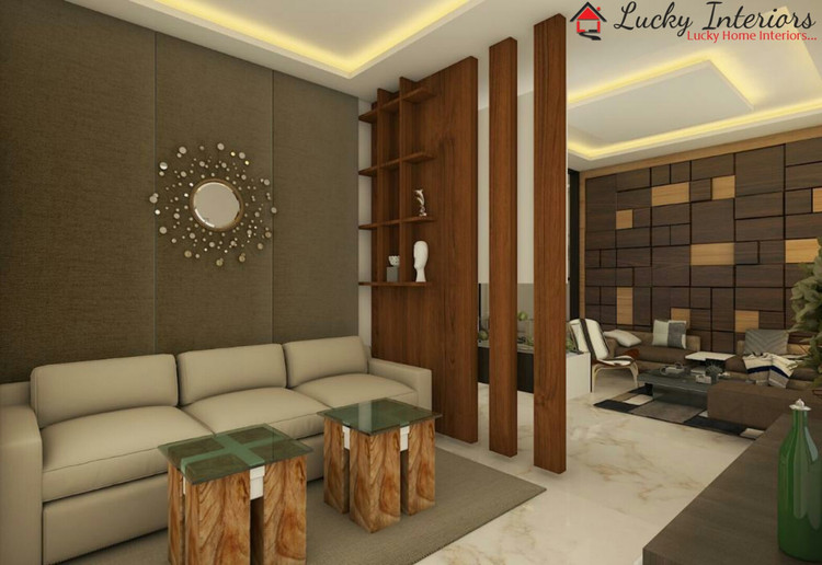 Interiors for living room