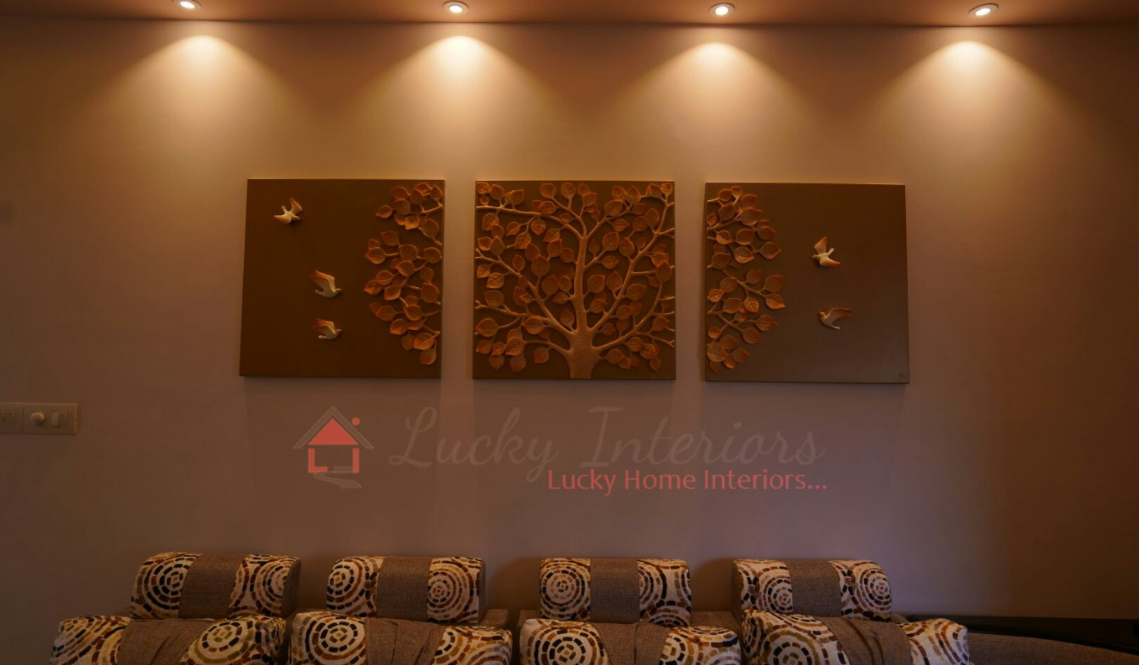 Wall Artifacts for Living room Interiors