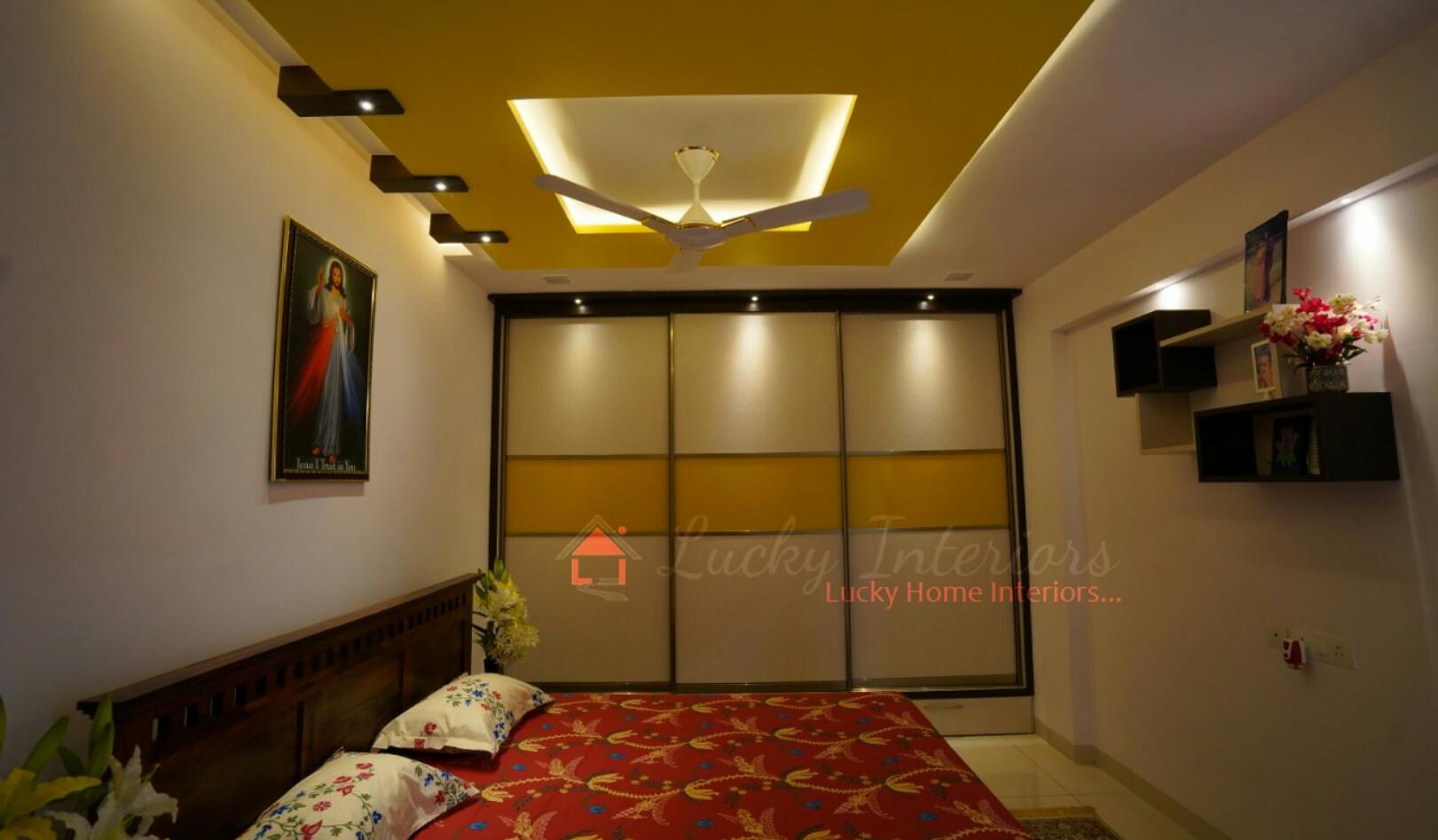 Classy Master Bedroom Interiors
