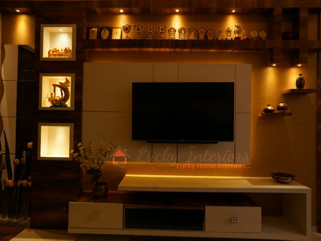 Amazing ways to design your TV unit for living room
