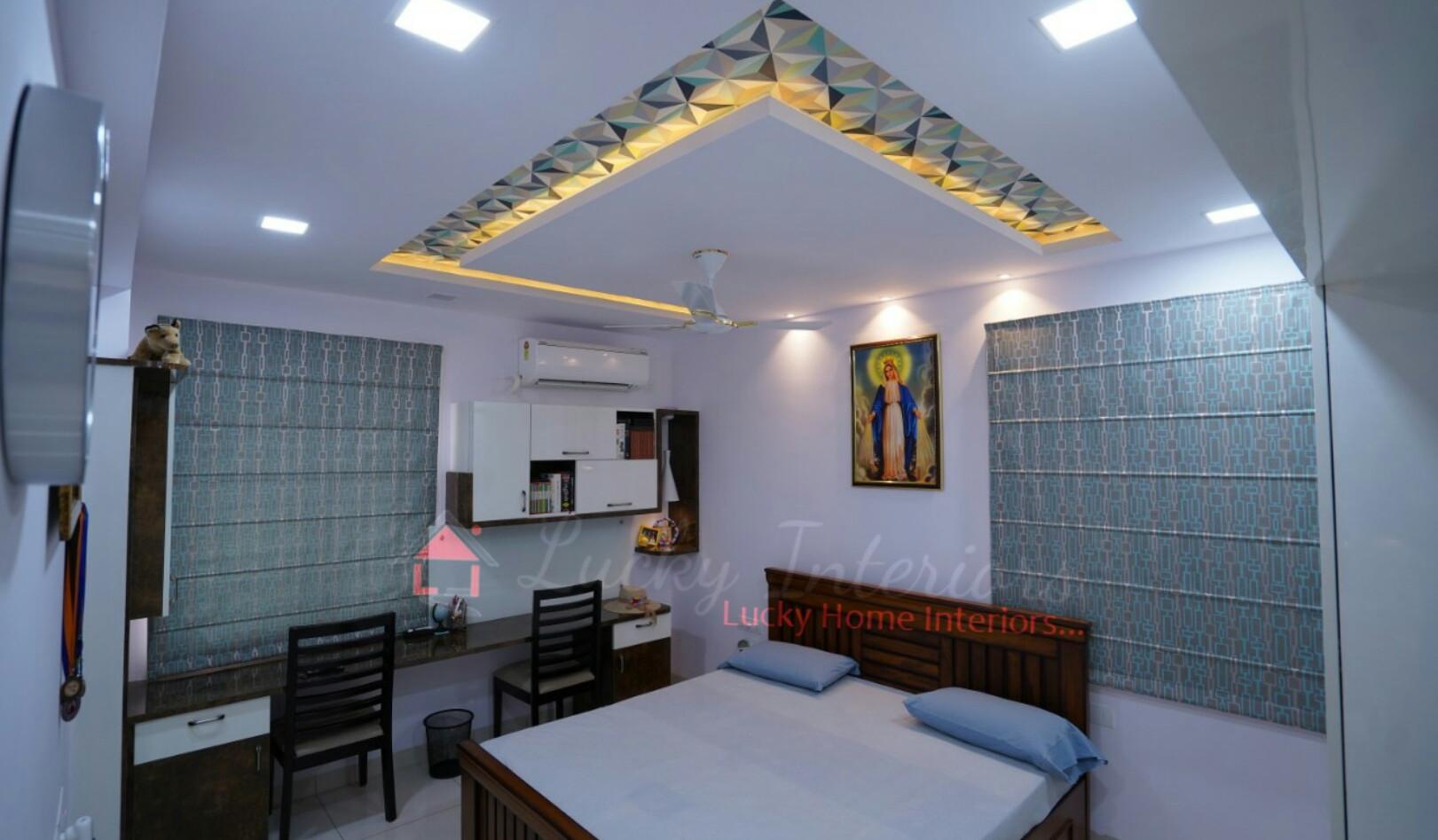 Bedroom Interiors for grownup kids