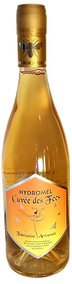 """CréaVinsDeFruits - Hydromel """"Cuvée des Fées"""" issue de miel de callune - Sans Sulfites - 12.5% alc"""