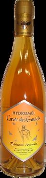 """CréaVinsDeFruits - Hydromel """"Cuvée des Gaulois"""" issue de miellat de chêne - Sans Sulfites - 12.5% alc"""