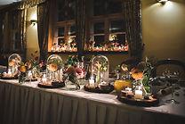 Dekoracje ślubne w Smolarni