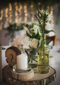 Dekoracje ślubne w Młodzikowie