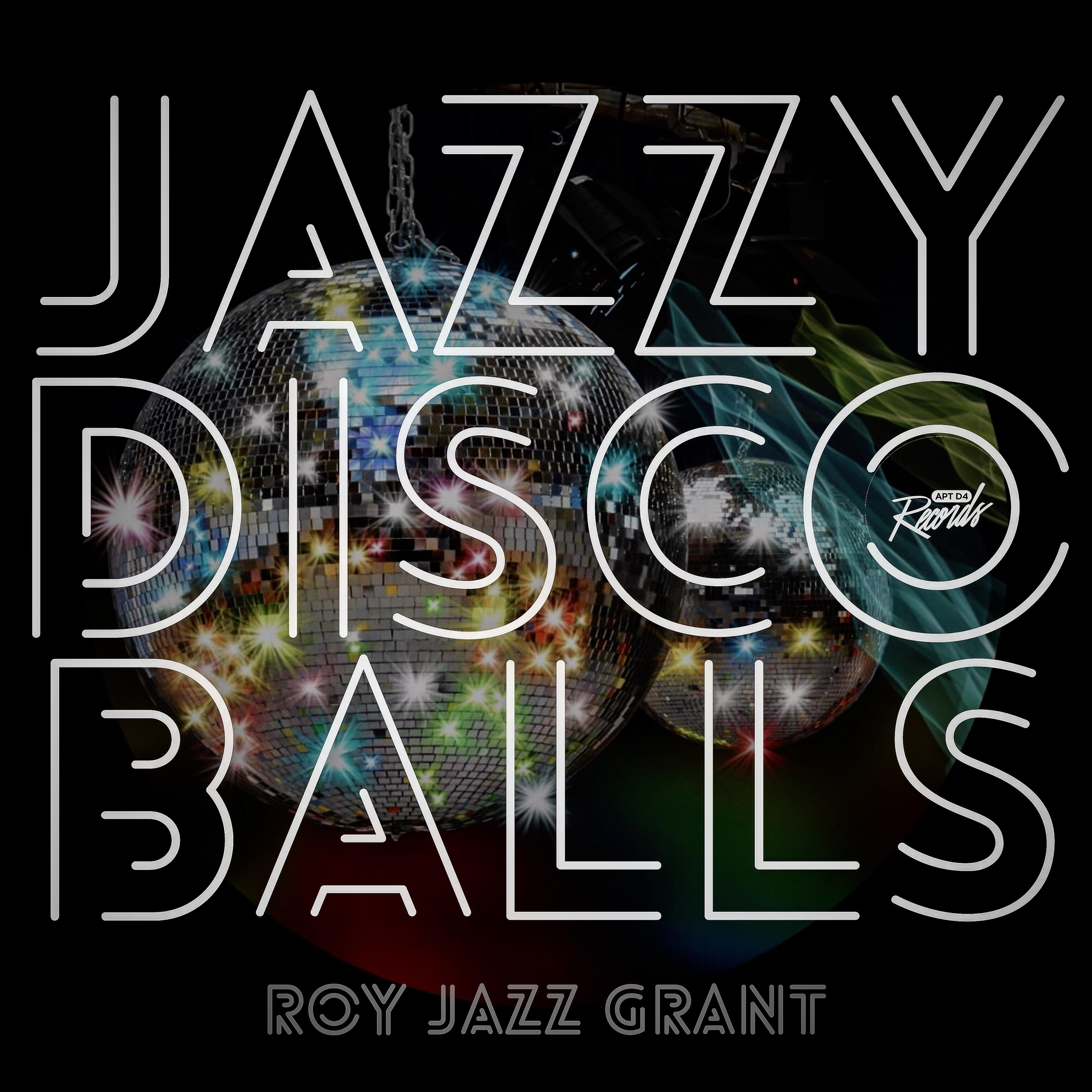 Jazzy Disco Balls