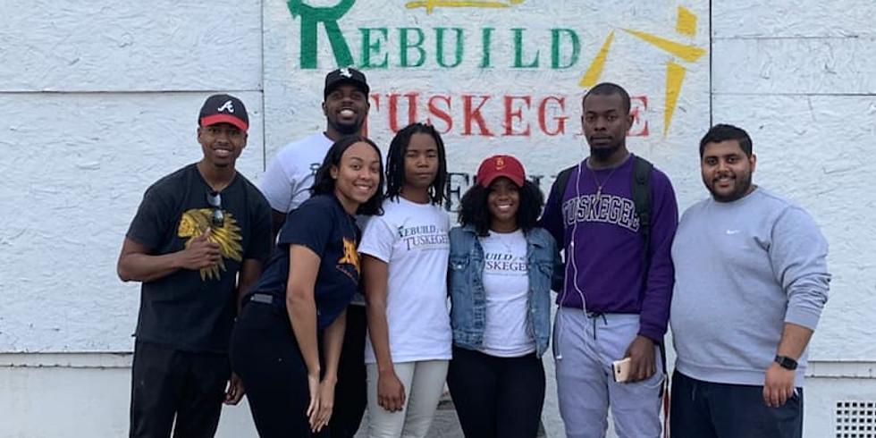Rebuild Tuskegee Saturday (Community Service )