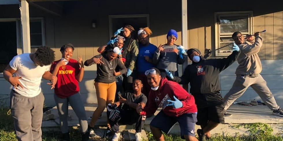 Rebuild Tuskegee Sunday (Community Service)