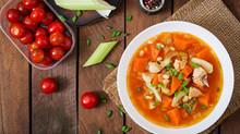 Es ist Zeit für Genuss mit Supp-Art