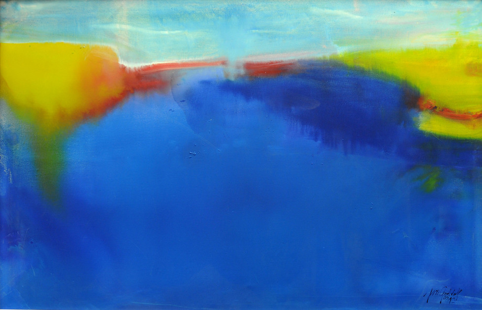 Estergom 2013, (HR) 100x150 cm