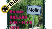 Betriebsurlaub vom 7.08 – 14.08 2020