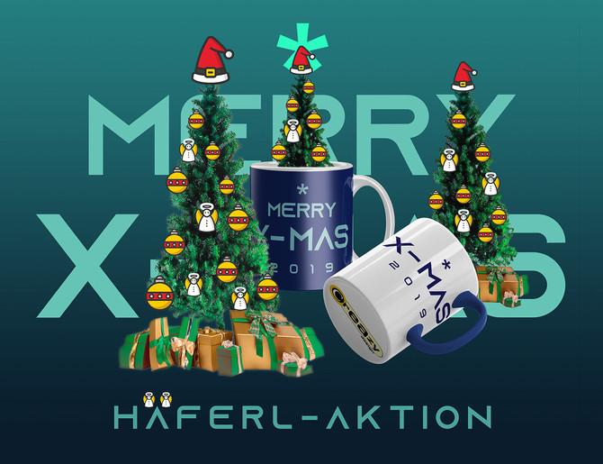 X-MAS Häferlaktion
