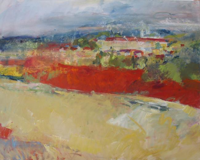 St. Florian 2011, 100x80 cm