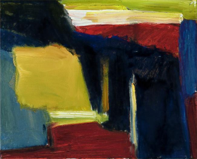 Paliano 2014, 50x40 cm, 1010