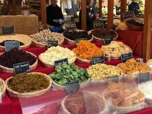 Markt in Marseille 2017