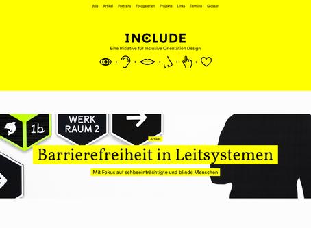 Eine Initiative für Inclusive Orientation Design