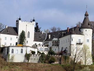 Lesung auf Schloss Ottensheim