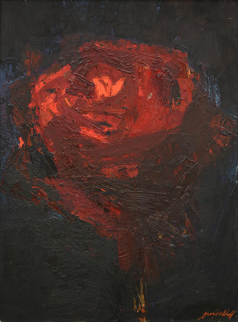 Rose 2008, 60x80 cm, 1015
