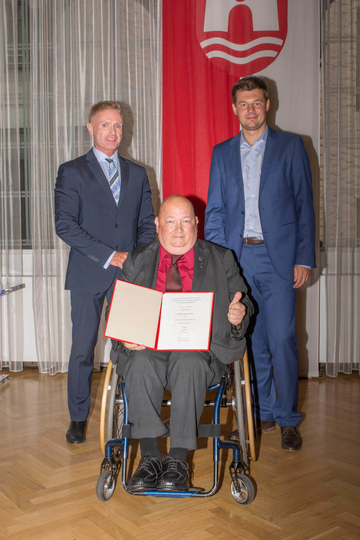 1. Platz Gesundheitspreis Stadt Linz 2015 2015-07-09.jpg