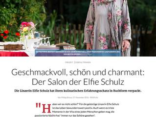 Geschmackvoll, schön und charmant: Der Salon der Elfie Schulz