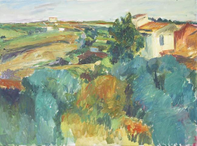 Sizilien 2012, 80x60 cm
