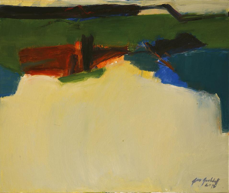 Paliano 2014, 60x50 cm, 1004